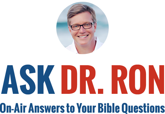 Ask Dr. Ron