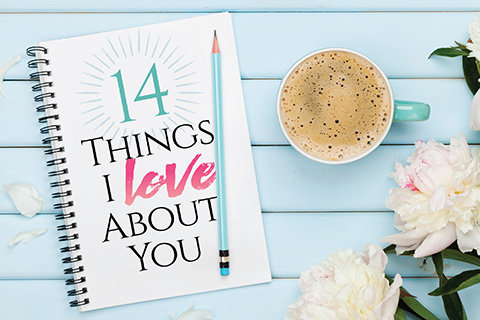 14 Things I Love About You