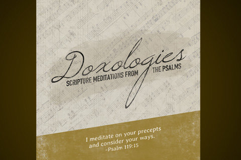 DOXOLOGIES: Scripture Meditations from the Psalms CD
